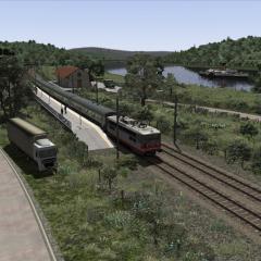 Screenshot for Assets La Vallée électrifiée SE2 avec scénarios
