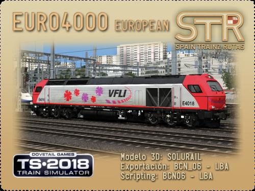 Screenshot for Preload Euro 4000