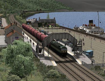 Screenshot for La Vallée 2017 Rails 2D by Zawal.