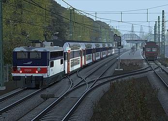 Screenshot for RER B by Zawal