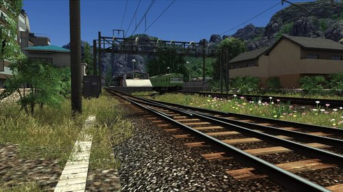 Screenshot for Nishikigawa-Seiryu-Line by zawal