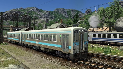 Screenshot for Preload Autorail Kiha PG