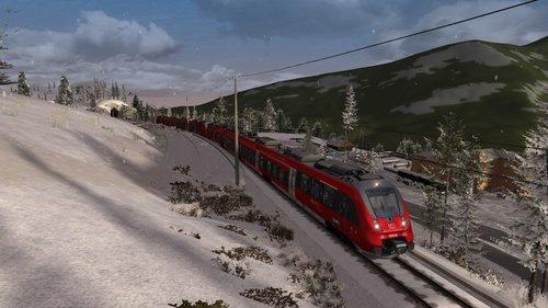 Screenshot for Train de skieurs