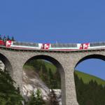 Le Rail-trappage du 1er au 7 août