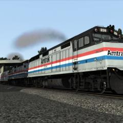 Screenshot for Loco Amtrak F40PH en Français