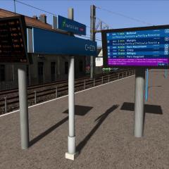 Screenshot for Infogare Transilien