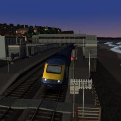 Screenshot for HST : London Paddington - Paignton (2 parties)