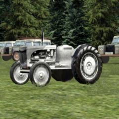 Screenshot for Land Rower et tracteur gris animés.rar