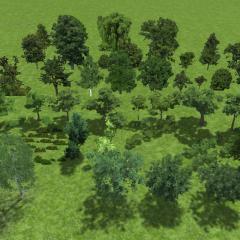 Screenshot for Pack de végétation