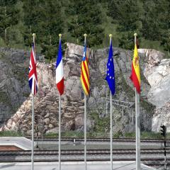 Screenshot for Europe Flags