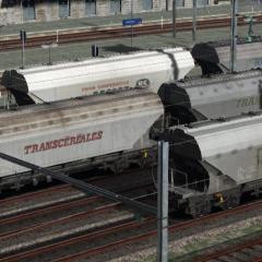 Screenshot for Wagons Céréaliers SNCF à bogies