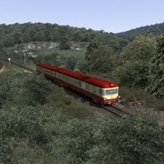 Screenshot for Triangle du Cantal Extension Bort les Orgues -Riom-es-Montagnes
