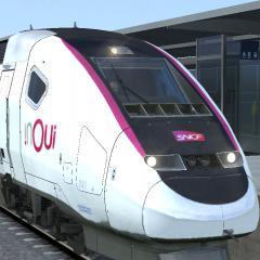 Screenshot for Repaint [DTG] TGV InOui