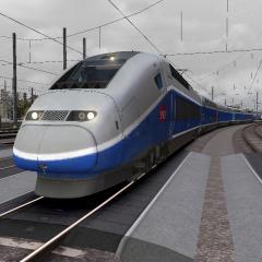 Screenshot for [BÊTA] [Marseille - Avignon] Première remise en service du TGV