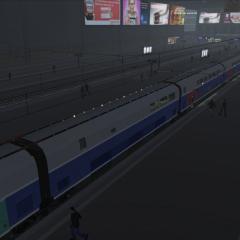 Screenshot for Le Tgv débarque à Munich pour Noel