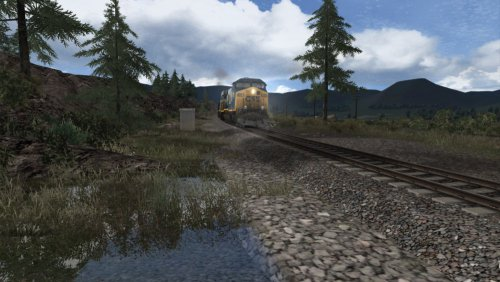 Screenshot for Montana Rail Link