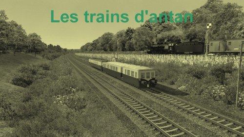 Screenshot for Les trains d'antan /ligne fictive /V1
