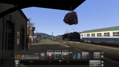 Screenshot for QD 1.0 Les Trains d'Antan avec AI