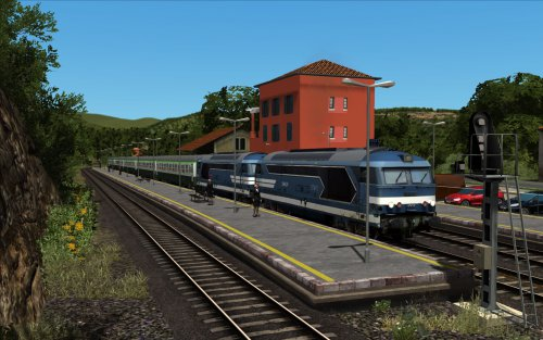 Screenshot for Train des Merveilles