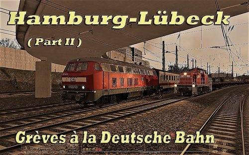 Screenshot for Hamburg-Lübeck ( Part II )