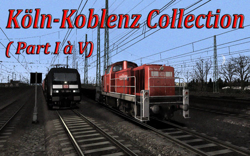 Screenshot for Köln-Koblenz Collection ( Part I à V )