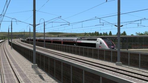 Screenshot for TGV Duplex Carmillon [Repaint] V1