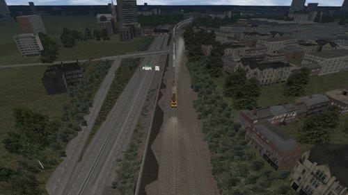 Screenshot for LGV Nord-Pas-de-Calais- Escenario,Tansporte Expecial