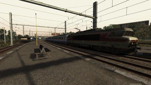 Screenshot for TER sur la voie