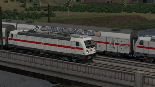 Screenshot for [EL] BR187 IC2 Version