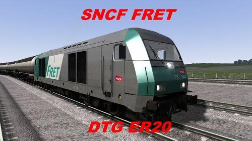 Screenshot for SNCF FRET ER20