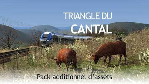 Screenshot for Assets pour le Triangle du Cantal