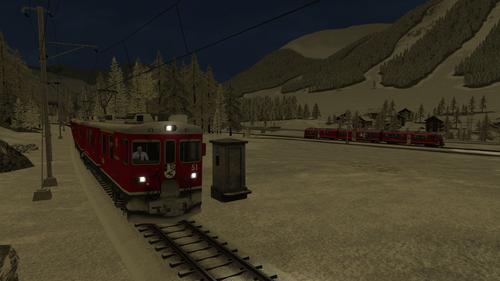 Screenshot for R 4613 St. Moritz - Tirano