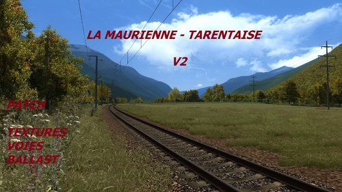 Screenshot for Patch TVB pour la Maurienne - Tarentaise