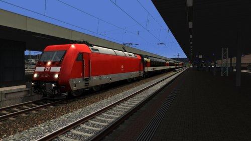 Screenshot for Scenario - Trajet EuroCity pour Freiburg Brisgau Hbf