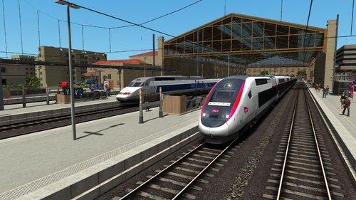 Screenshot for Scenario - Trajet TGV Duplex Carmillon de Marseille St-Charles à Lyon Par Dieu