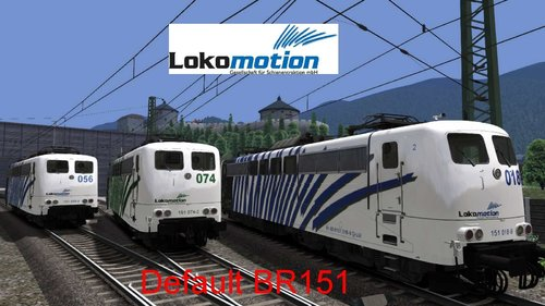 Screenshot for BR151 Lokomotion  (018,056,074)