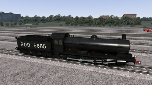 Screenshot for Railway Operating Division NER T2 Reskin