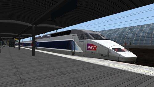 Screenshot for TGV Réseau LaCroix