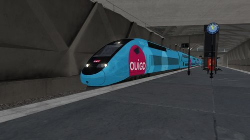 Screenshot for Reskin TGV Duplex Ouigo