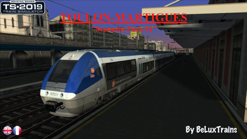"Screenshot for Pack de scénarios 01 ""Toulon-Martigues"""
