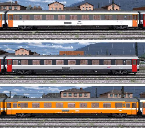 Screenshot for A9u Eurofima SNCF