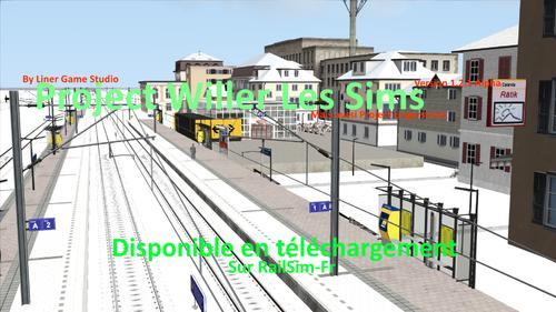 Screenshot for Project Willer Les Sims (Canton de Willer Les Sims) Version Alpha