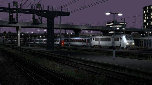 Screenshot for Eveux-Mareil  Ligne Française Fictive