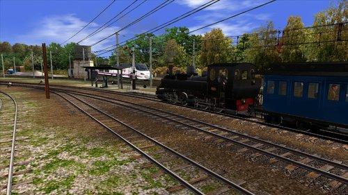 Screenshot for QD Steam on the Sierra