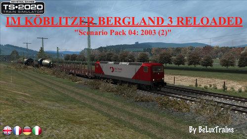 "Screenshot for Pack de scénarios 04 ""Im Köblitzer Bergland V3 reloaded"""