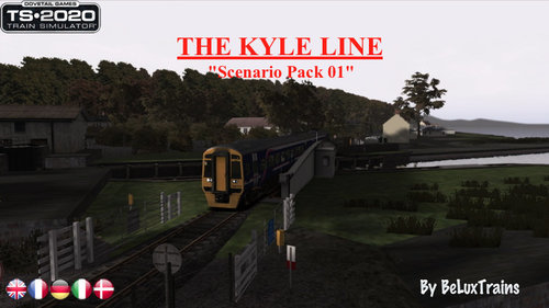 "Screenshot for Scenario Pack 01 ""The Kyle Line"""