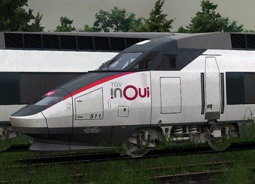 Screenshot for Patch Puissance TGV Réseau DTG
