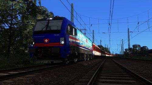 Screenshot for [EL] BR 193 525 Hollandpiercer
