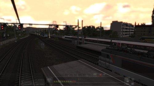 Screenshot for Fin de service de nuit + retour FRET