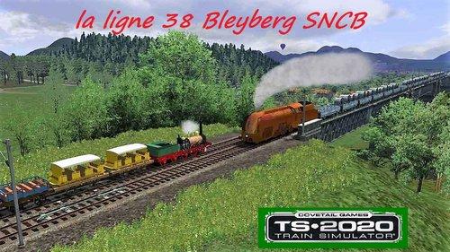 Screenshot for La Ligne 38 Bleyberg  SNCB